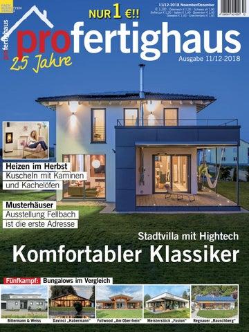 Pro Fertighaus 1112 2018 By Fachschriften Verlag Issuu