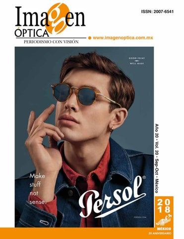 32f3ab78de Revista Julio Agosto 2018 by Imagen Optica - issuu
