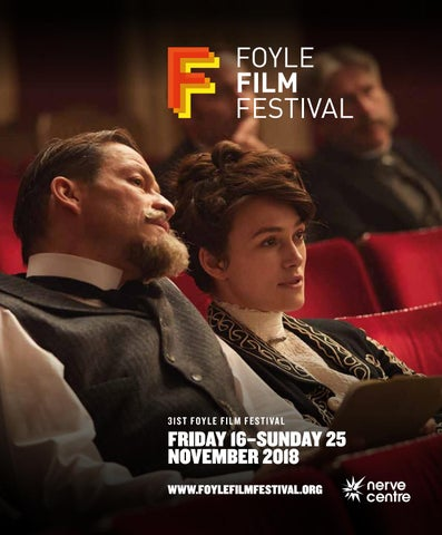 Foyle Film Festival Programme 2018 by Nerve Centre - issuu
