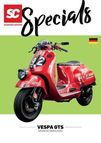 Scooter Center Specials De Vespa Gts Flyer 2018 2