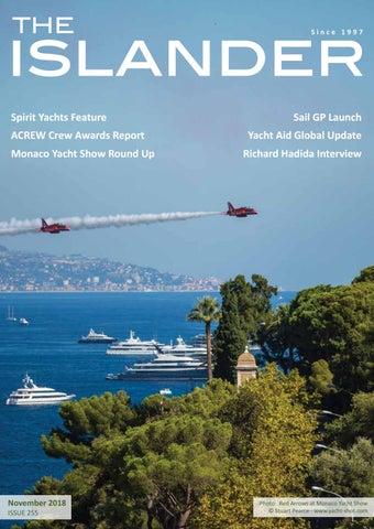 9697595a0b4 The Islander Magazine - November 2018 by Simon Relph - issuu