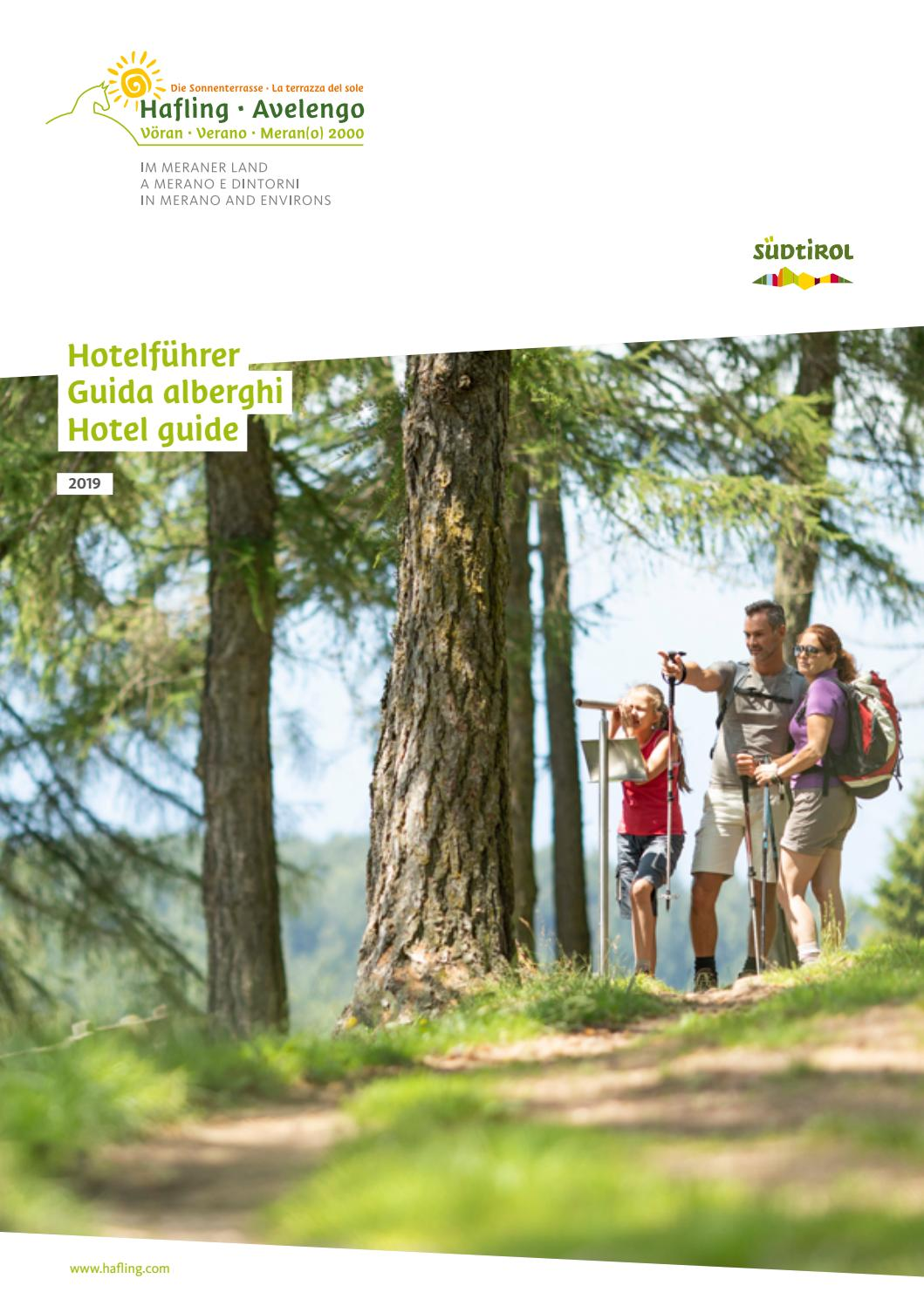 Hotelführer | Guida alberghi | Hotel guide 2019 by ...