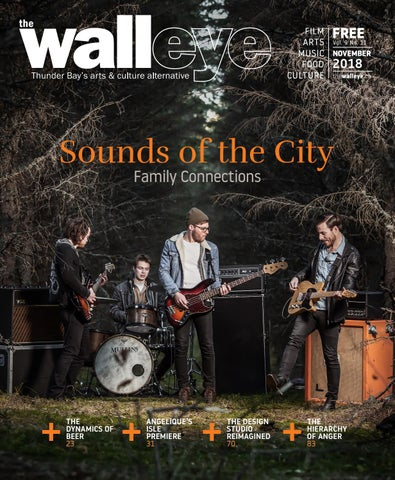 November 2018 By The Walleye Magazine Issuu
