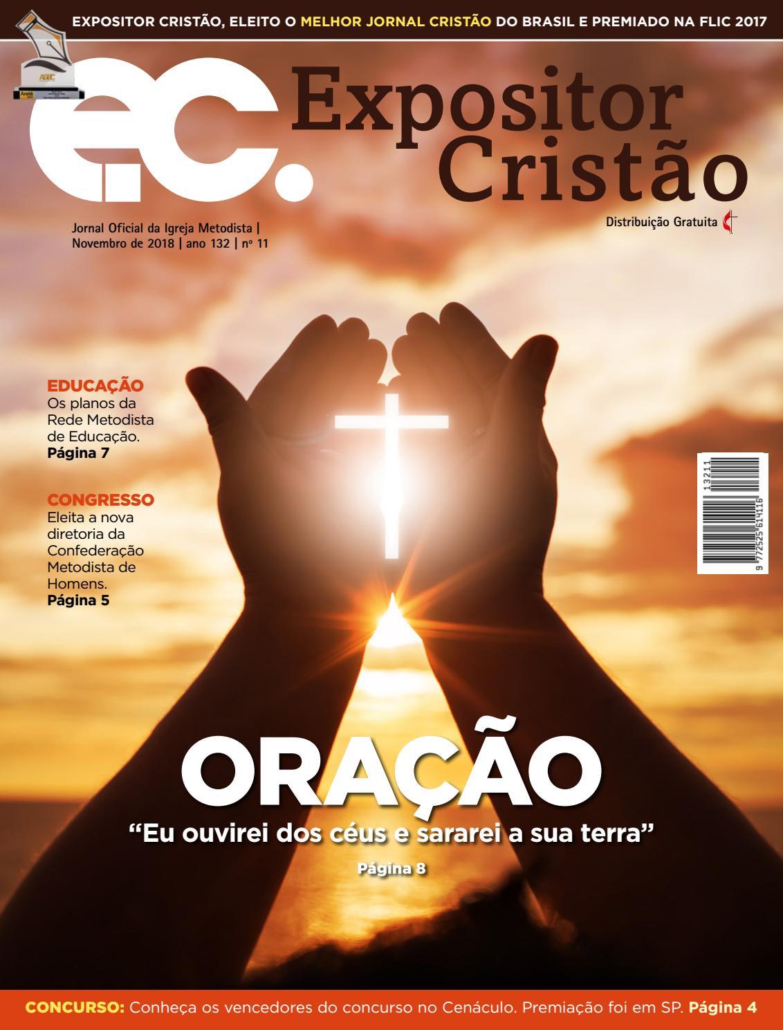 0a8c55e04 Jornal Expositor Cristão de novembro 2018 by Expositor Cristão - issuu