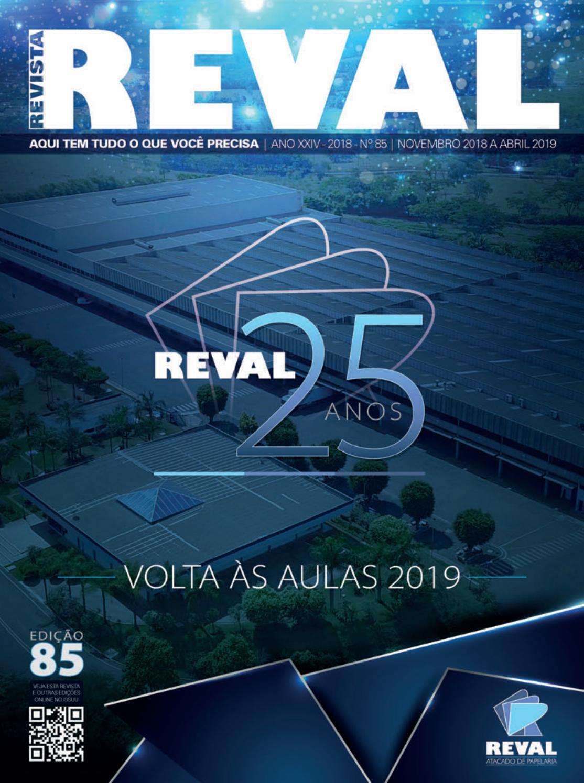 Revista Reval 85 - Parte 01 by Reval Atacado de Papelaria Ltda. - issuu 39ab1cd5f7