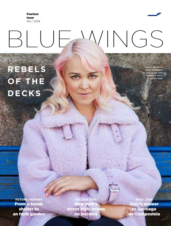 b90e1ae732c5a Blue Wings Fearless issue November 2018 by Finnair BlueWings - issuu