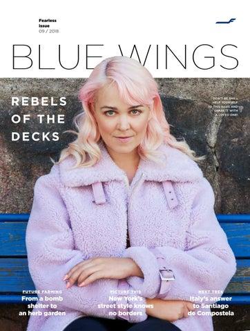 Blue Wings Fearless issue November 2018 by Finnair BlueWings - issuu e8101021d