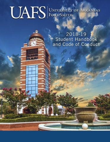 Student Handbook By University Of Arkansas Fort Smith Issuu