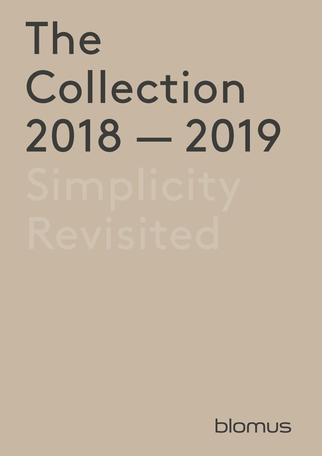 Blomus Catalogue 2018 2019 By New Vision Boutique Issuu
