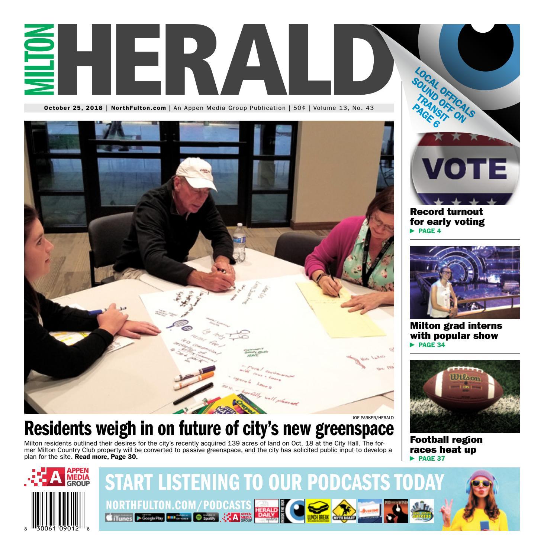 Milton Herald – October 25 2cd7d793e