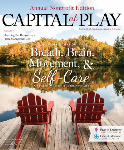 Capital at Play November 2018 by Capital at Play Magazine