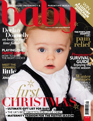 511d4596e8 Baby Christmas 2018 by The Chelsea Magazine Company - issuu