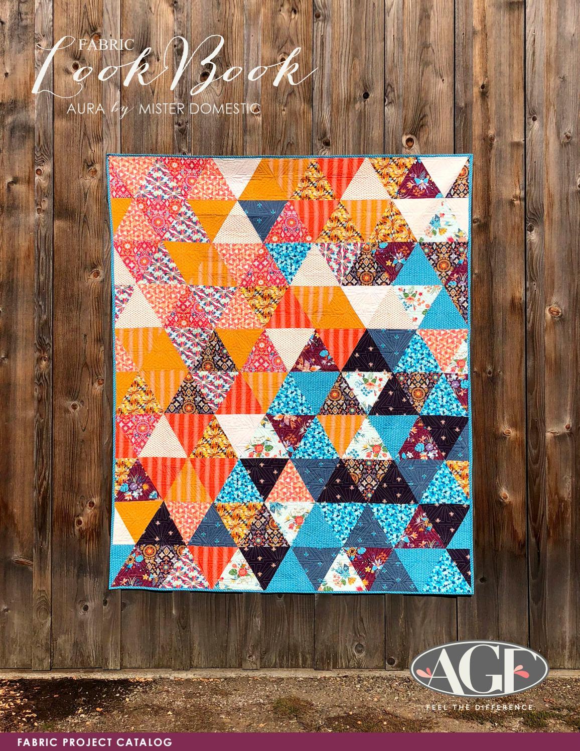 AURA by Mister Domestic by Art Gallery Fabrics - issuu