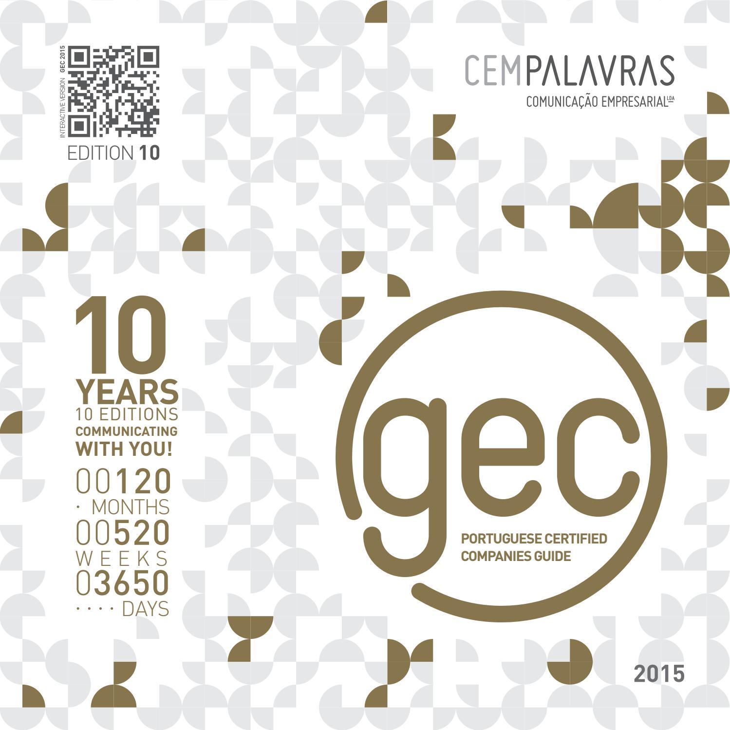 GEC 2015 EN by cempalavras.pt - issuu a7b8a34bde0