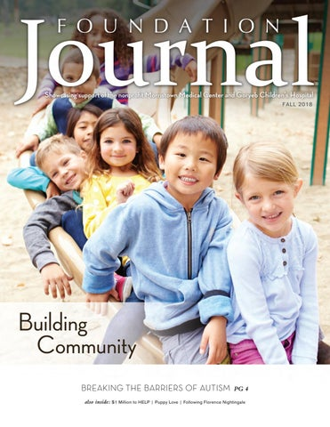 Fall 2018 by Foundation for Morristown Medical Center - issuu