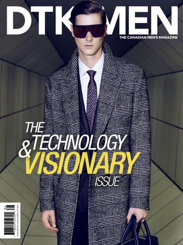 feb76d45bac DTK Men Technology   Visionary Fall Issue 2018 by Dress to Kill ...