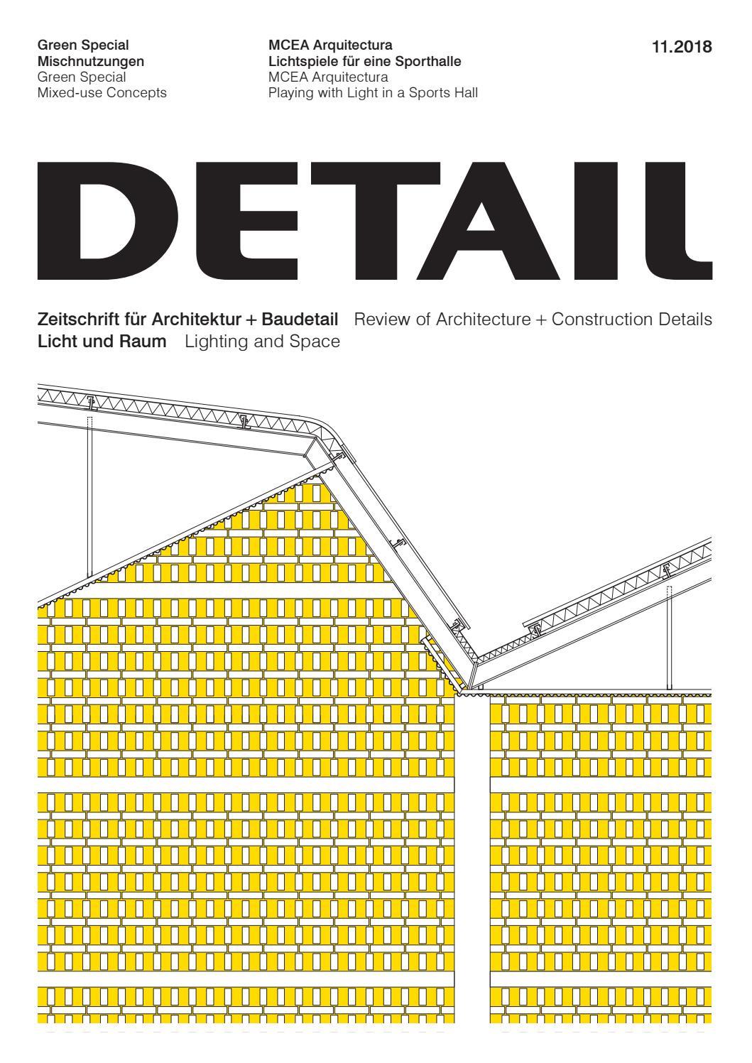 DETAIL 8/8   Licht und Raum / Lighting and Space by DETAIL   issuu