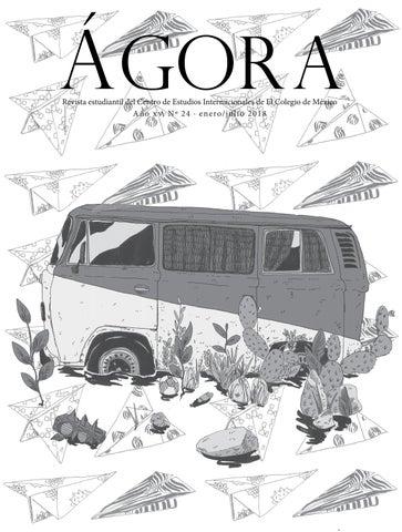 Ágora número 24 by Ágora Colmex - issuu b98908a8efd