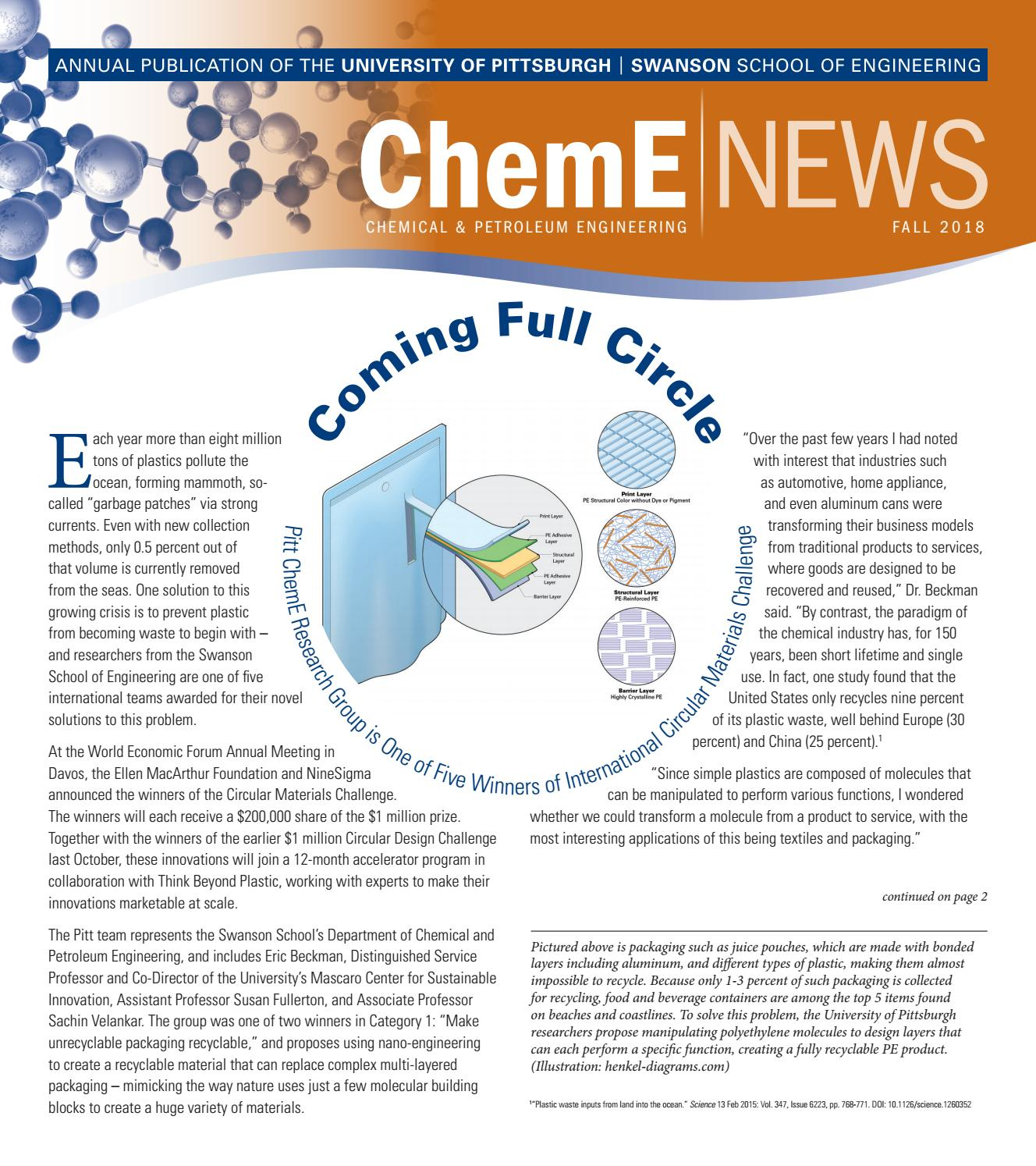 6471d630ce73d 2018 Swanson School Department of Chemical   Petroleum Engineering  Newsletter