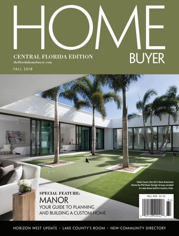 Homebuyer Central Florida Edition Fall 2018 By Digitalissue Issuu