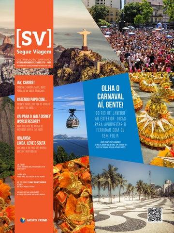 6e8dff0b228e Revista Segue Viagem - Edição 40 by Trend Operadora - issuu