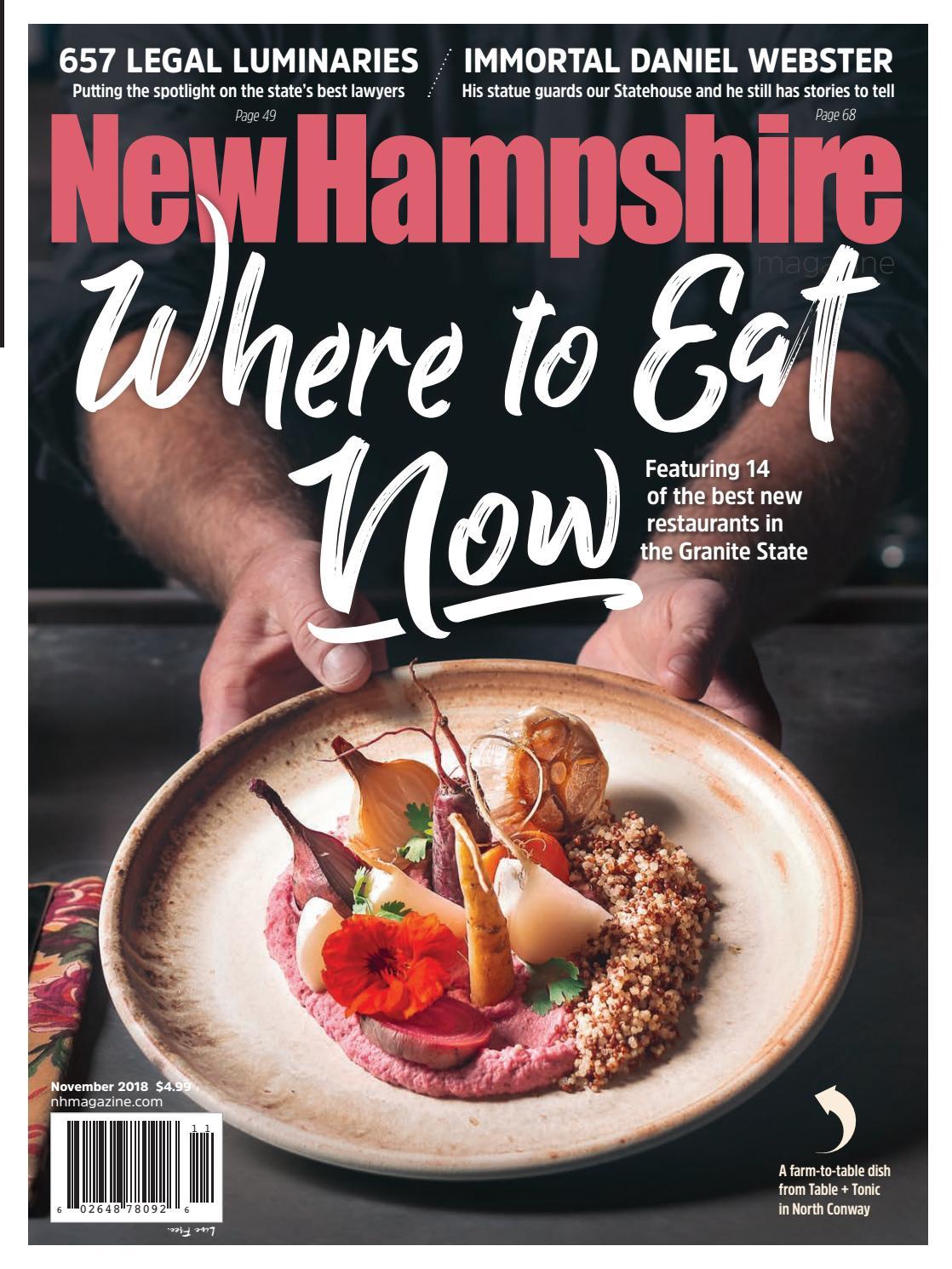 11+ New Hampshire Magazine November 8 by McLean Communications   issuu Image