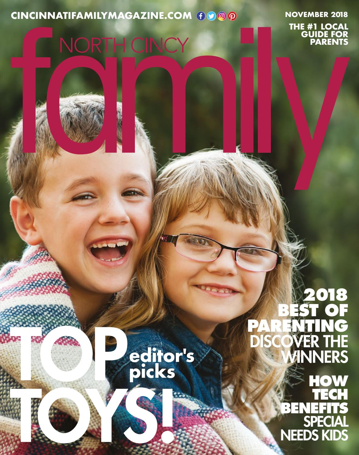 North Cincy Family magazine November 2018 by Day