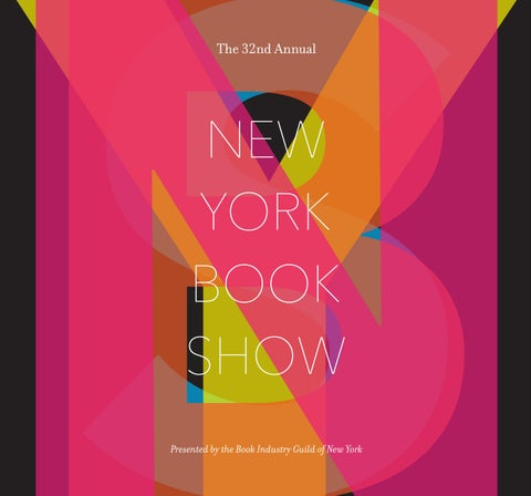 eb193f214eb1 32nd Annual New York Book Show Catalog by Book Industry Guild of New ...
