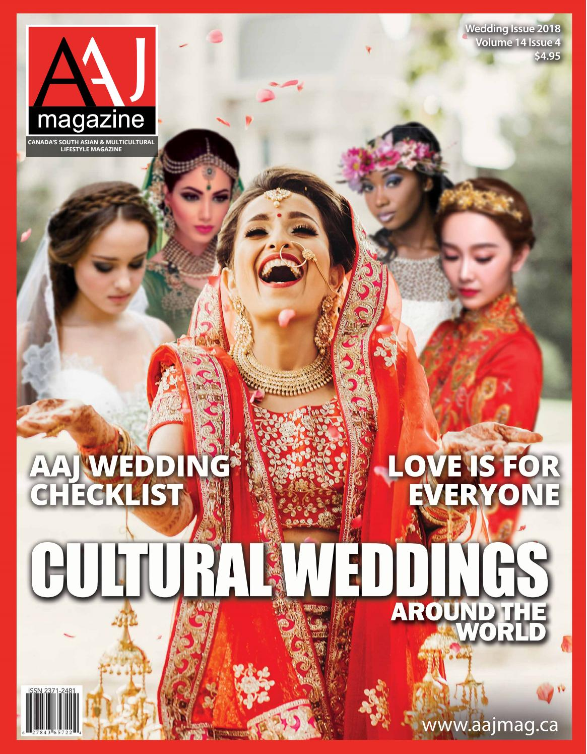 AAJ Wedding Issue 2018 by AAJ Magazine - issuu