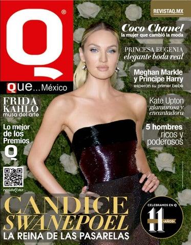 Issuu By Noviembre México 132 Revista Qué 2018 Q JFTlK3c1