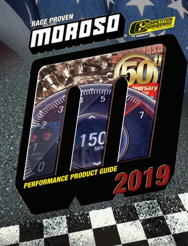 2019 Moroso Catalog by Moroso Performance Products - issuu