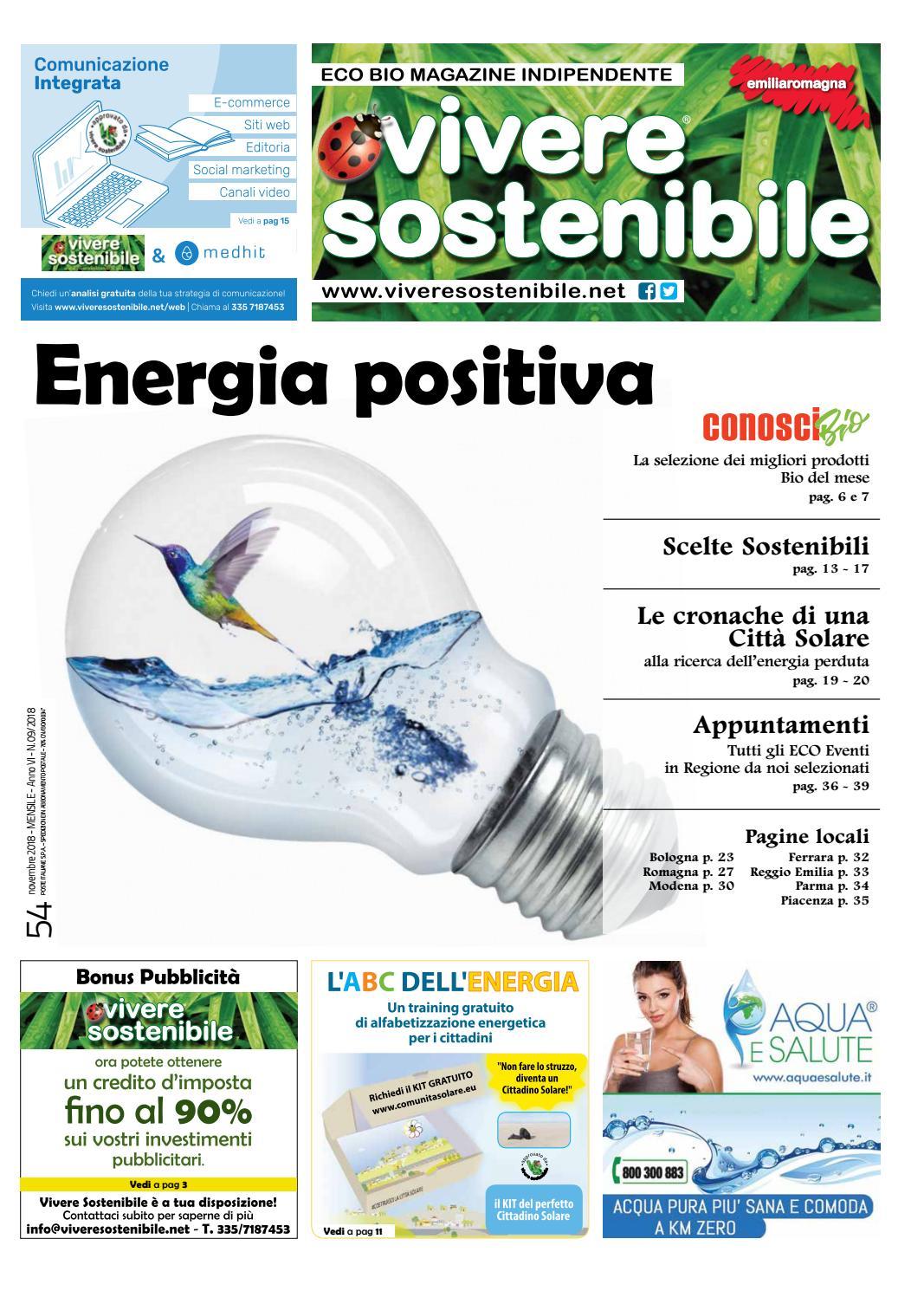 863617b9ee31b Novembre con Vivere Sostenibile Emilia Romagna by Edibit Vivere Sostenibile  - issuu