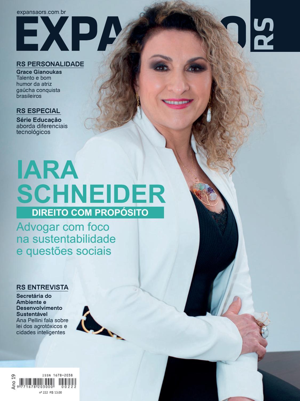 Expansão RS   Edição 222 - Setembro 2018 by Revista Expansão RS - issuu 12b706dcf3