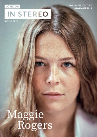 00d9513ea6fbbd London in Stereo    Maggie Rogers by London In Stereo - issuu