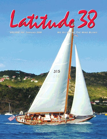 f2f5a24be87 Latitude 38 February 2006 by Latitude 38 Media