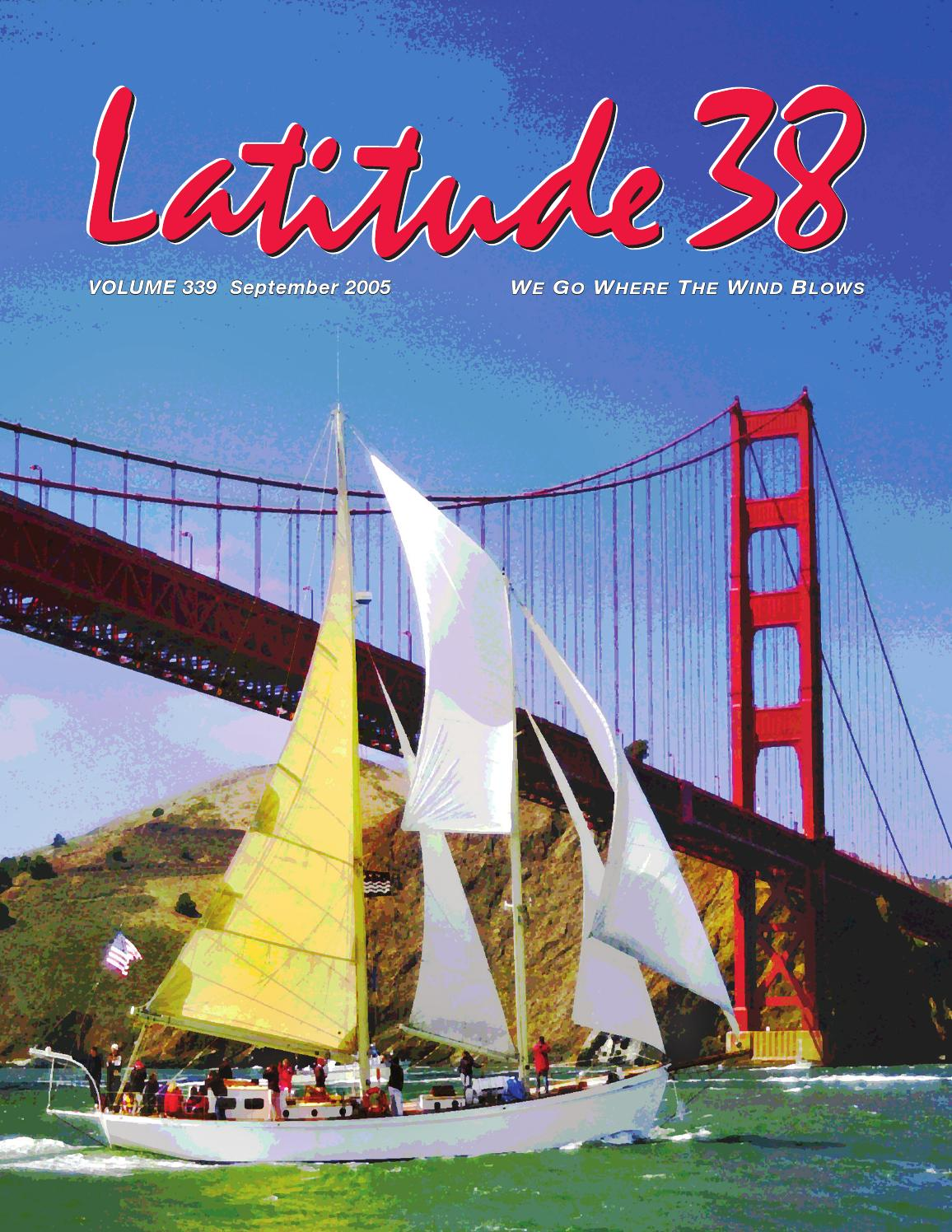 Latitude 38 September 2005 By Media Llc Issuu Viking Pop Up Camper Wiring Diagram