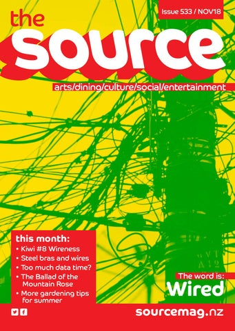 THE SOURCE NOVEMBER 533 WIRED EDITION by The Source - issuu on