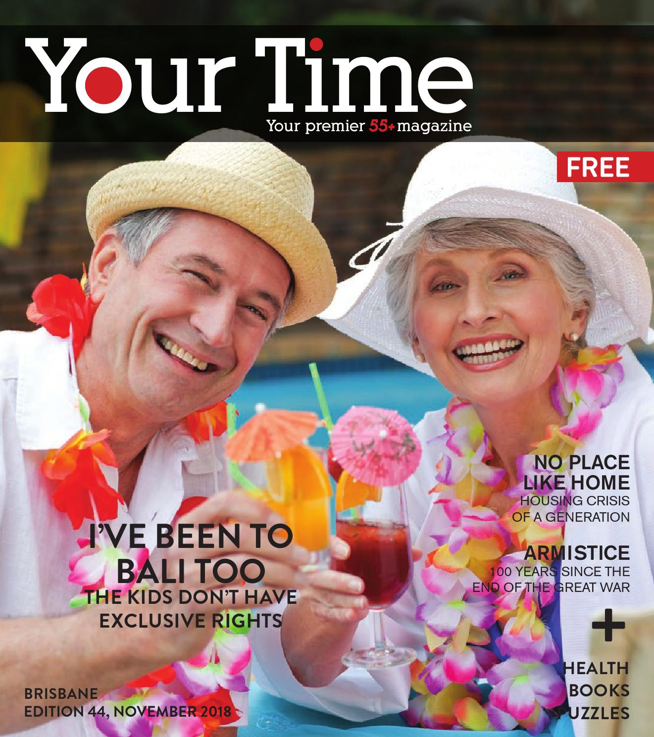 3e8a887e11b9e Your Time Magazine Bris November 2018 by My Weekly Preview - issuu