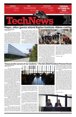 Volume 190 Issue 8 by TechNews - issuu