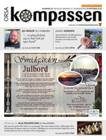 Orsakompassen nr 20 2018 by Jonas Gustafsson - issuu 99b433b390e4d