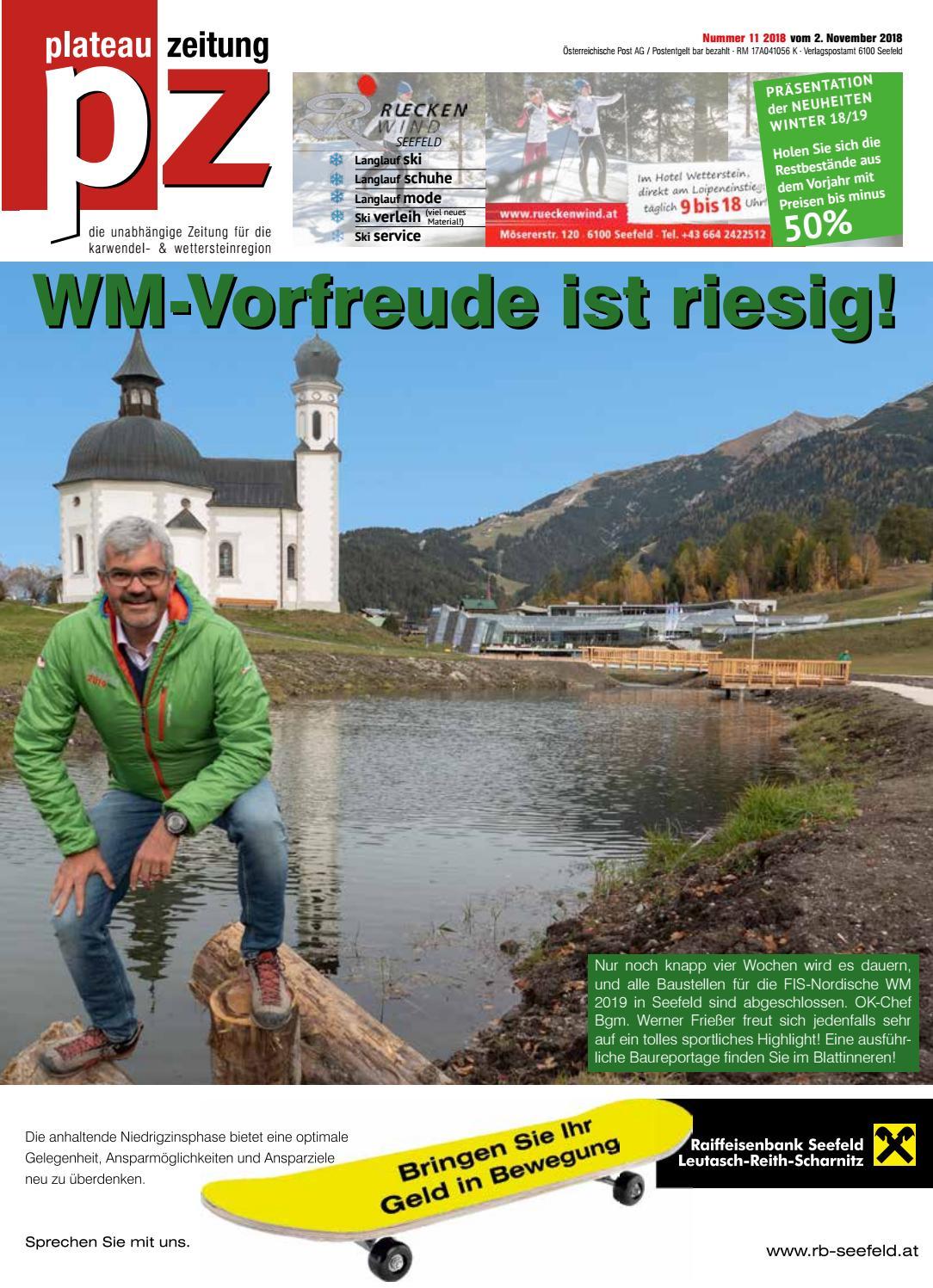 Kostenlose Kleinanzeigen Seefeld in Tirol Locanto