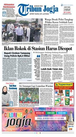 Tribun Jogja 26-10-2018 by tribun jogja - issuu 495985a639