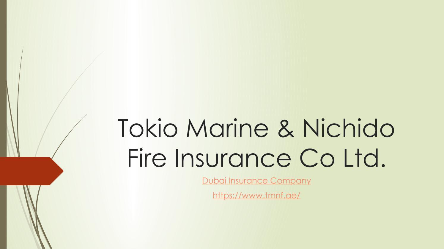 Dubai Insurance Company | Insurance Companies in Dubai, UAE