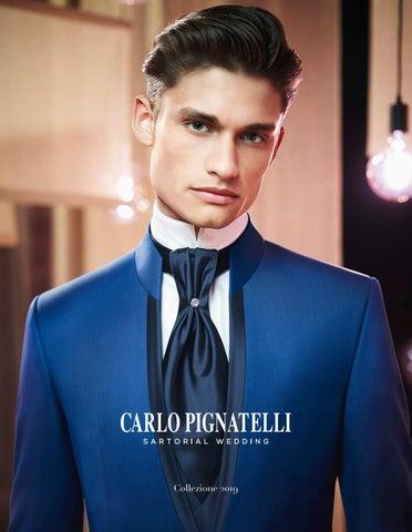 2a4d9de816a9 Catalogo Carlo Pignatelli Sartorial Wedding 2019 by Carlo Pignatelli ...