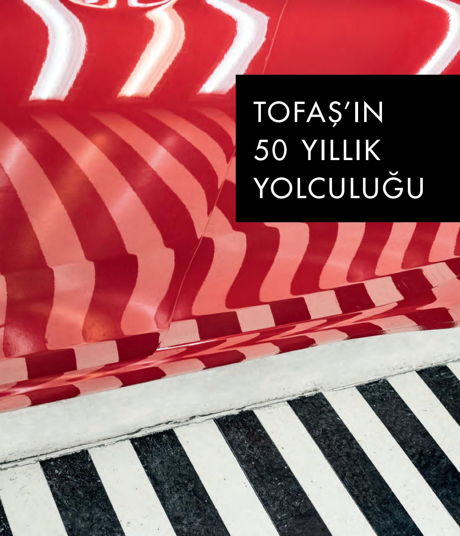 Tofas In 50 Yillik Yolculugu By Tofas Turk Otomobil Fabrikasi A S