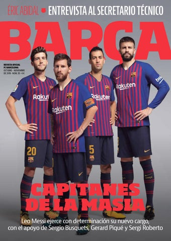 REVISTA BARÇA - nº95 - CASTELLANO by FC Barcelona - issuu fee48b0d4ca