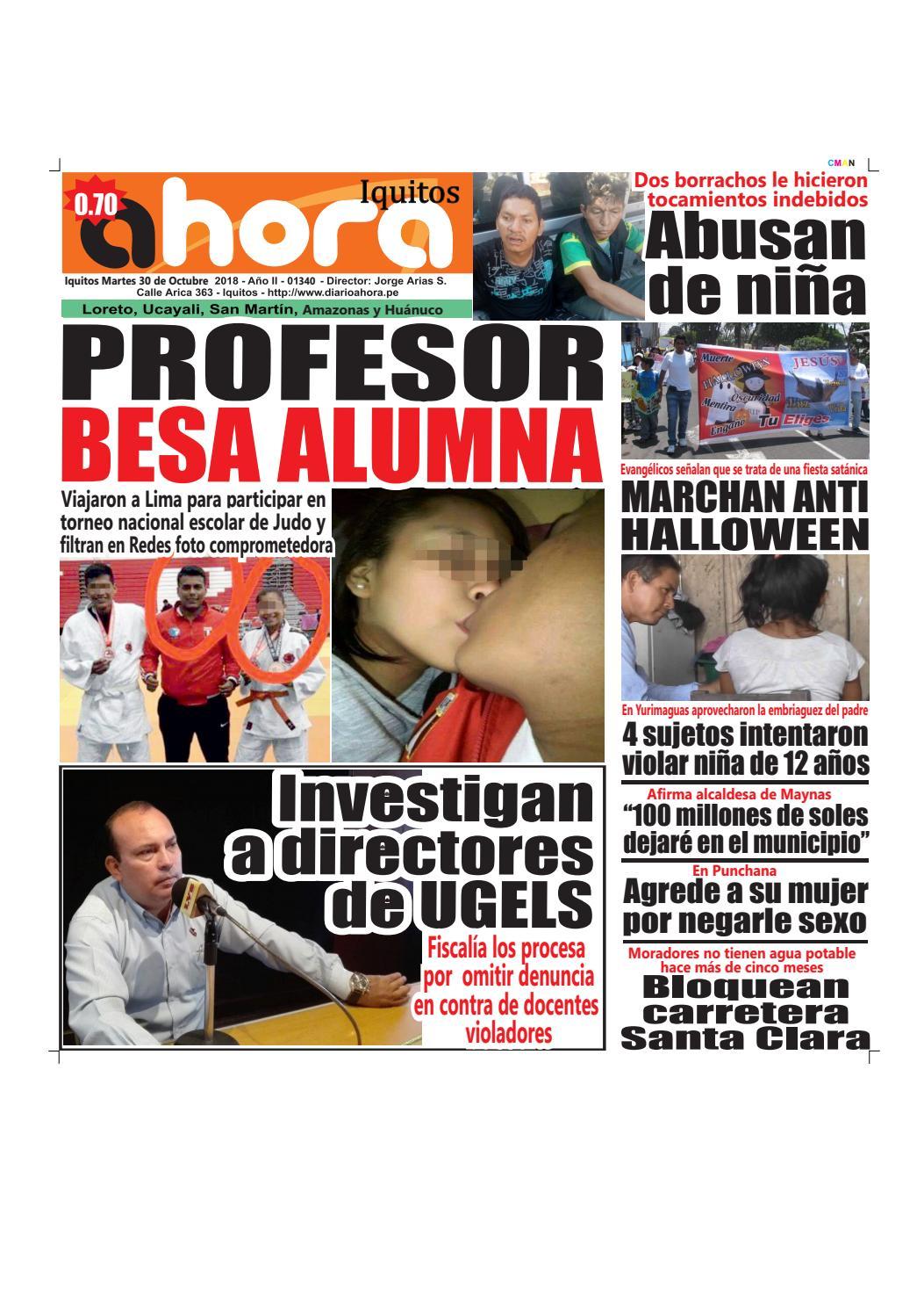 Alcaldesa Follando iquitos 30 de octubre del 2018jonatan arias - issuu