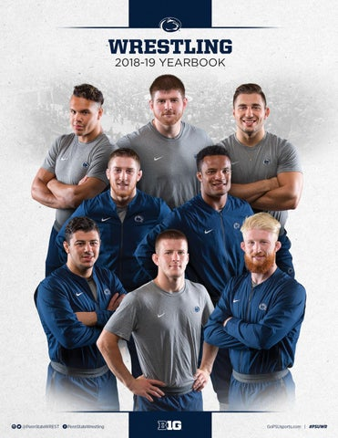 c6131392fadb8 Penn State Wrestling 2018-19 Yearbook by Penn State Athletics - issuu