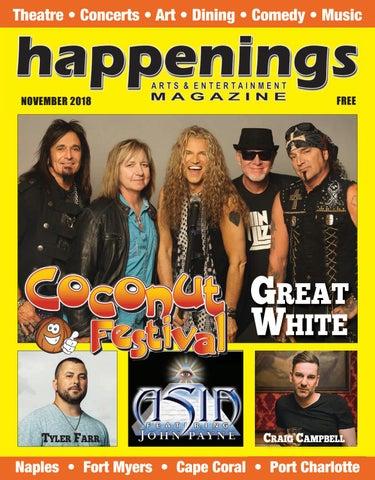 3b2391318df November 2018 Happenings Magazine by SW FL Happenings Magazine - issuu