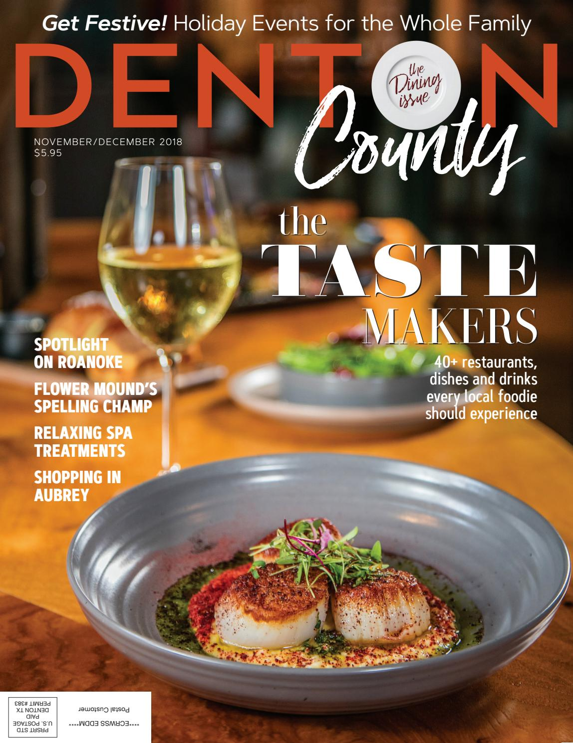 Denton County Magazine - November-December Edition by Larry McBride - issuu